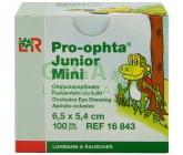 Obrázek Okluzor náplast Pro-ophta Junior Mini 6.5x5.4cm 100ks
