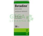 Betadine liq.1x30ml (H) zelený