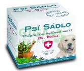 PSÍ SÁDLO -  Dr.Weiss Originální bylinná mast 75ml