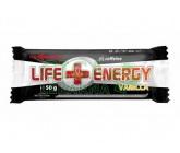 LIFE ENERGY Caffeine vanilka 50g MAXSPORT