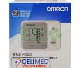 Tonometr dig.OMRON RS2 na zápěstí (EE)