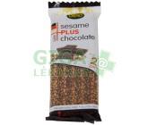 Sesame + Chocolate 45g - sezam a čokoláda