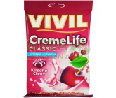 Vivil Creme life višeň bez cukru 110g (třešeň)