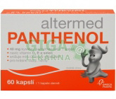 ALTERMED Panthenol Forte capsules 60