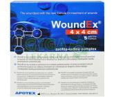 Obrázek WoundEX 4x4cm 5ks