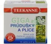 TEEKANNE Kašel a průdušky bylinný čaj n.s.10x2g