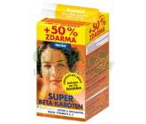 Revital Super beta-karoten tbl.100+50+ balzám rty
