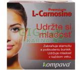 Premium L-Carnosine cps.60+AF tbl.10 pomer.gratis