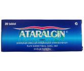 Obrázek Ataralgin 20 tablet