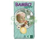 Obrázek BAMBO Nature Midi plenkové kalh. 5-9kg 66ks