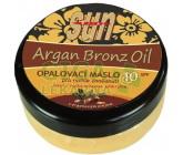 SUN Bronz OPALOVACÍ MÁSLO OF10 s argan.olej.200ml