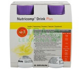 Nutricomp Drink Plus Banán por.sol.4x200ml