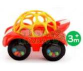 Obrázek BRIGHTSTARTS Hračka OBALL RattleRoll autíčko 3m+