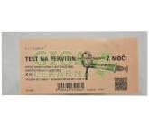 Test na pervitin (metanfetaminy) z moči 2ks