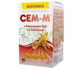 CEM-M pro dospělé Energie tbl.90 CZE+SLO