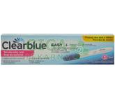 Clearblue EASY těhotenský test 1ks