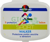 Náplasti Master Aid Walker na puchýře a odřeniny 5x5cm, 5ks