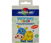 Obrázek Náplasti Master Aid Drop Med Color sterilní 5x7cm 5ks