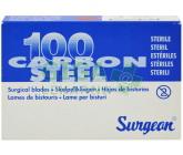 Obrázek Čepelky skalpelové č.23 sterilní 100ks CELIMED