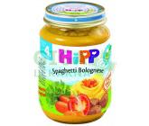 HIPP BABY MENU BIO Špag.v boloň.omáčce 190g 6230
