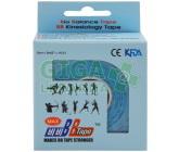 Obrázek Tejpovací páska BB kinesio 5cmx5m H2O modrá