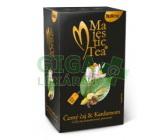Čaj Majestic Tea Černý čaj Kardamom 20x1.5g