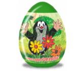 Plastové vajíčko Krtek s překvapením 10g
