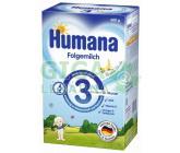 HUMANA 3 Pokrač. výživa banán-van. 600g/od uk.10.m