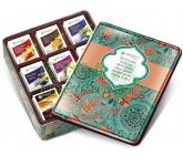 Obrázek Megafyt MIX čajů v plechové krabici 9x8ksx2g