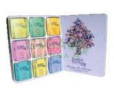 Obrázek English Tea Shop Bio Plech. Vánoční strom 72 sáčků