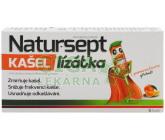 Natur-Sept Kašel Lízátka 6ks