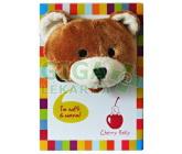 Obrázek Hřejivý plyšák CHERRY BELLY - Medvídek