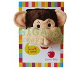 Obrázek Hřejivý plyšák CHERRY BELLY - Opička