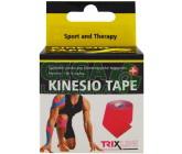 Kinesio tape TRIXLINE 5cmx5m žlutá