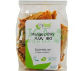 Lifefood Mango sušené plátky BIO 100g