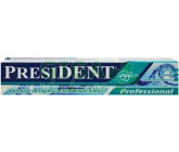 PresiDENT Profes.Braces + Implants Zub.pasta 75ml