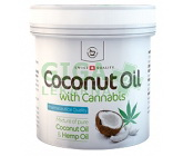 Coconut oil with Cannabis 250g