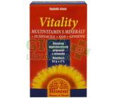 BLOOM Vitality multivitamín+Echinacea+Q10+Ženšen 100 tablet