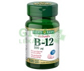 Nature´s Bounty Vitamin B12 tbl.100x500mcg