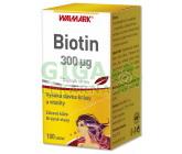 Walmark Biotin 300mcg tbl.100