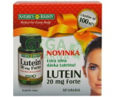 Nature´s Bounty Lutein Forte 20mg tob.60