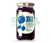 Bioláda borůvka 230g Kololdol
