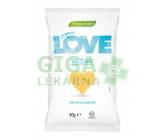 Snack kukuřičný Srdce BIO 50g Organique