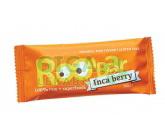 Allexx ROOBAR Datlová tyčinka mochyně pomeranč 30g BIO/RAW