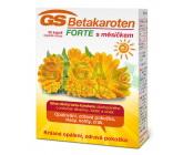 GS Betakaroten Forte s měsíčkem cps. 30