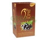 Čaj Biogena Tea Černý rybíz a Lemongrass 20x2.5g
