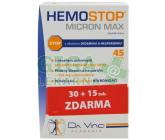 Hemostop Micron MAX Da Vinci Academia tob. 30+15