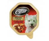 Cesar van. hovězí, těstoviny a karotka 150g