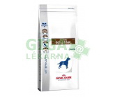 Royal Canin VD Dog Dry Gastro Intestinal GI25 14kg