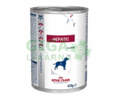 Royal Canin VD Dog konz. Hepatic 420g
